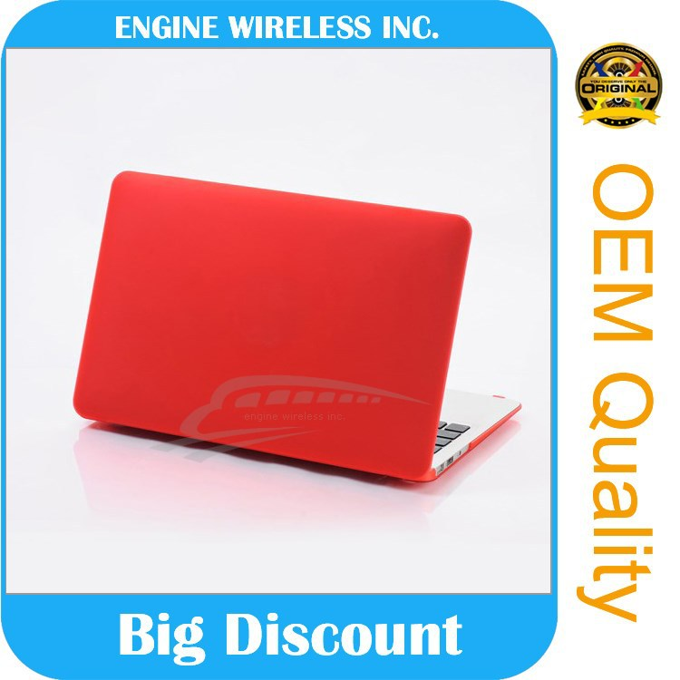 escrow service soft shell case for macbook air