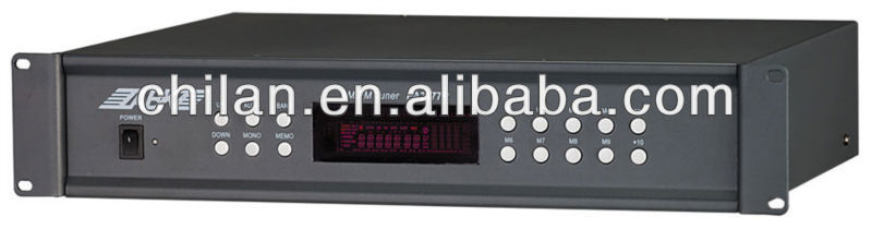 High quality product am fm radio digital tuner PA2177R
