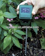 7029 Soil moisture meter,3 in 1 Plant Soil moisture light PH meter