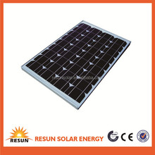 price per watt monocrystalline silicon solar panel with TUV CE manufacturer form China
