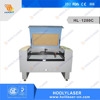 For mental material 80W portable CO2 laser CUTTING marking machine price