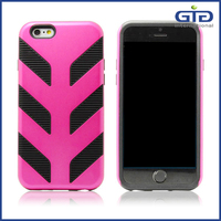 [GGIT] Cell Phone Cover Case for iPhone 6G, Robot TPU+PC Case for iPhone 6G