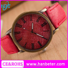 Cheap stainless steel advanced wrist watches for men dropship in china