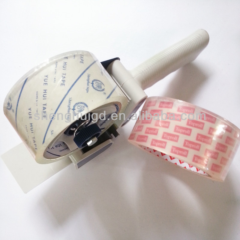 Crystal Adhesive Packing Tape With Tape Dispenser