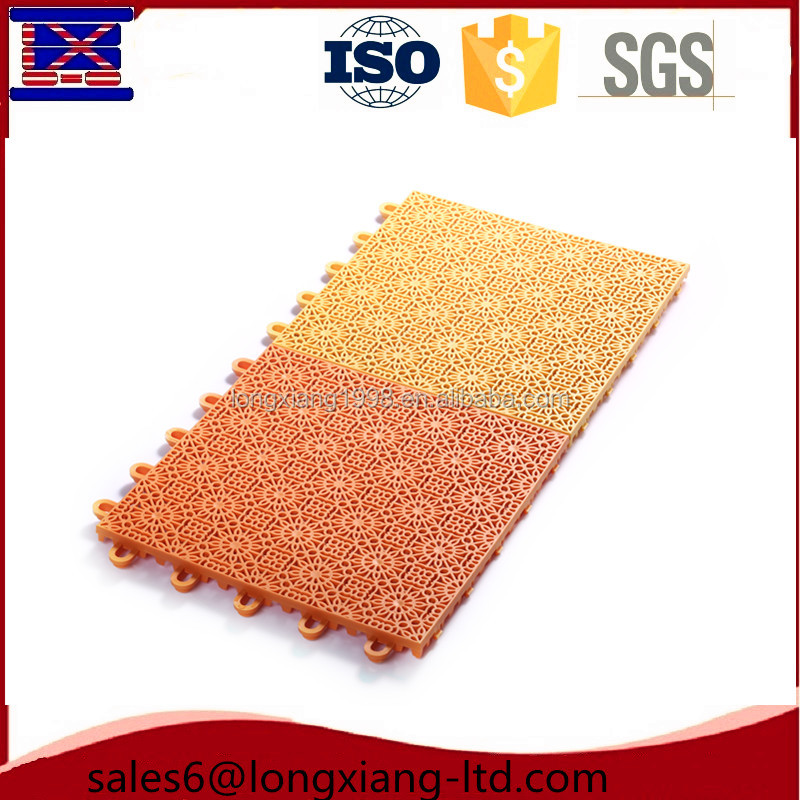Top Quality Basketball/ Tennis/ badmintion/ golf /GymFloor PVC Sports Flooring