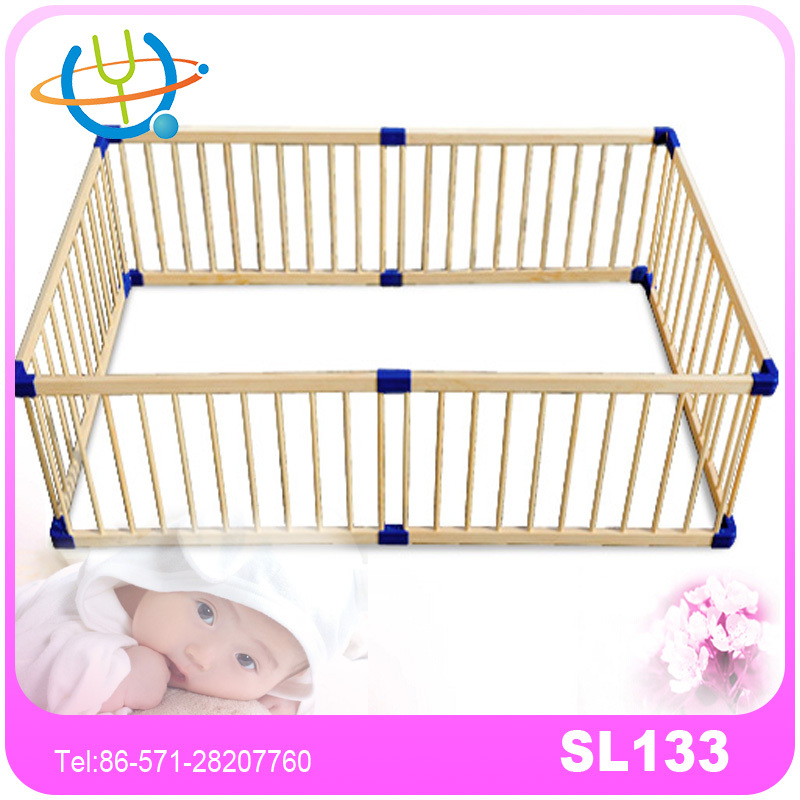 folding baby wooden playpen pack n play playyard