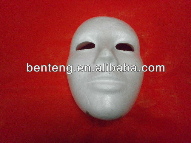 2013 promotional wholesale foam inexpensive halloween masks