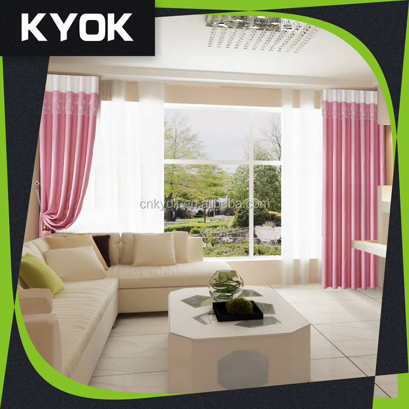 Noble and elegant curtain,different styles of curtains,european curtains