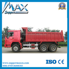 sinotruk EURO 3 diesel engine 336HP 6x6 Tipper Dump truck for sale