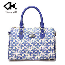 Popular female bag good quality genuine leather handbag for lady