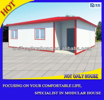 Modern prefabricated dome houses