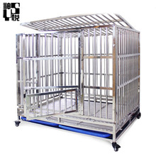 Best selling steel dog crates commercial dog cage for sale cheap