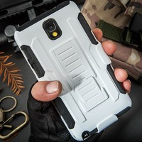 2015 New,In stock!Future Armor Impact Holster Kickstand Combo Case For Samsung Galaxy Note 3 III N9000 Cell Phone Cases