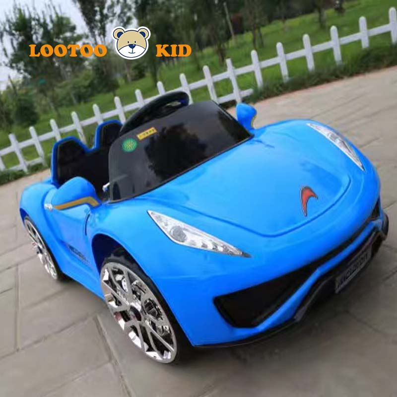 6V4.5*2 battery drivable remote control kids ride on electric cars toy for wholesale / luxury ride on car kids