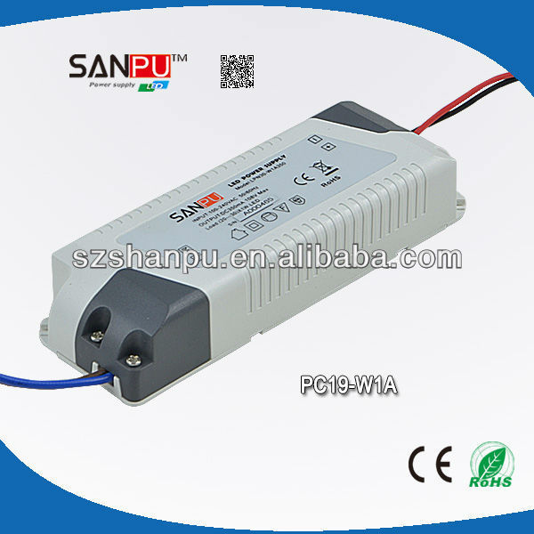 SANPU 2013 new CE ROHS 19w 350ma power supply lcd tv, led dc driver, electronics manufacturer, supplier and exporter