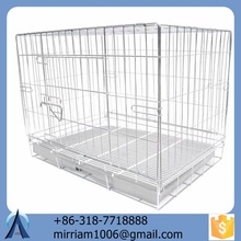 Fashionable new design best-selling beautiful folding outdoor dog kennel/pet house/dog cage/run/carrier