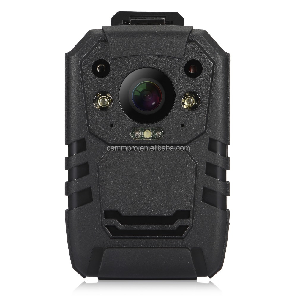 Cammpro HOT SALE police security video body worn camera