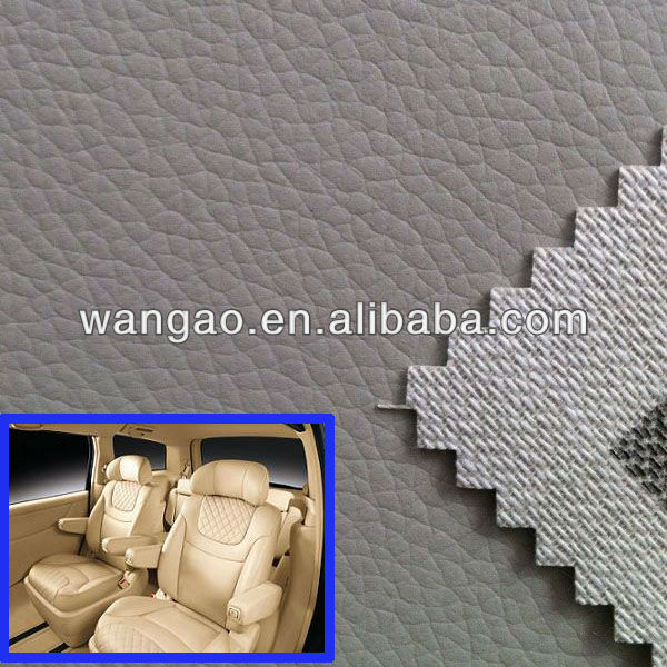 A variety of vehicles can be used pvc leather for car seat cover