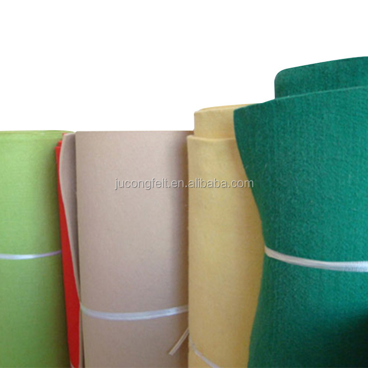 paint felt padding needle punch nonwoven felt/mattress material/polyester nonwoven geotextiles