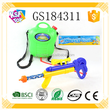 Plastic Backpack Water Gun For Kids Summer Toy