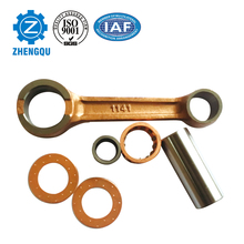High quality motorcycle parts engine assembly suzuki accessories motorcycle ax100 connecting rod