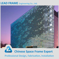 Insulated Well Designed Prefab Curtain Wall