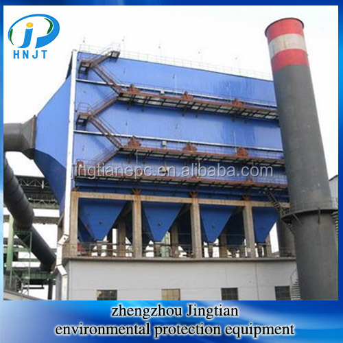 2016 Dust Extraction And Filtration System Industrial Pulse Jet Bag Dust Collector