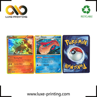 Hot wholesale game trading card new arrival pokemon cards