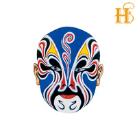 HS decals for facial makeup in opera/toys/mirros