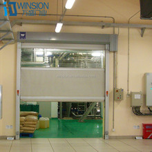 automatic equipment rolling shutter high speed roll-up door