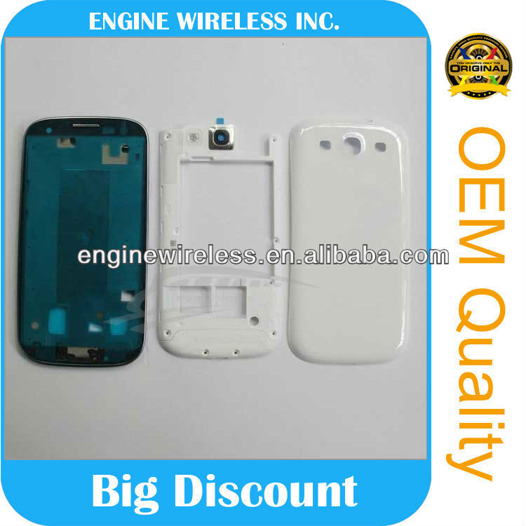 Cell Phone Housing For Samsung Galaxy S3 Housing Covers