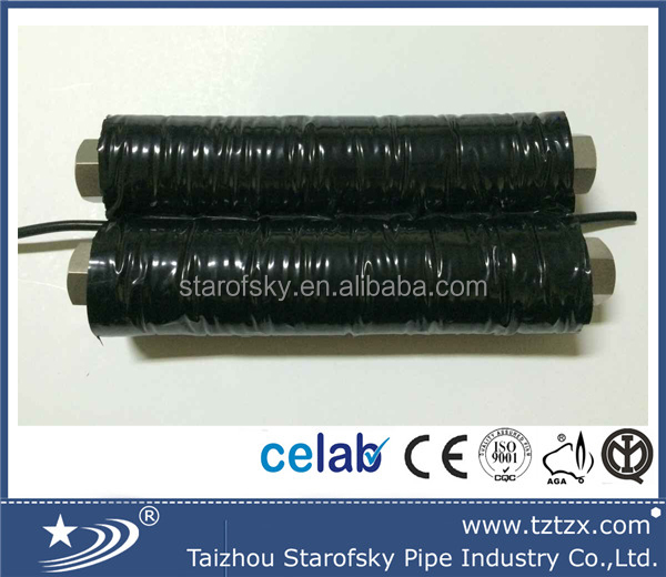 Pre insulated solar single/twin pipe for water heater solar hose