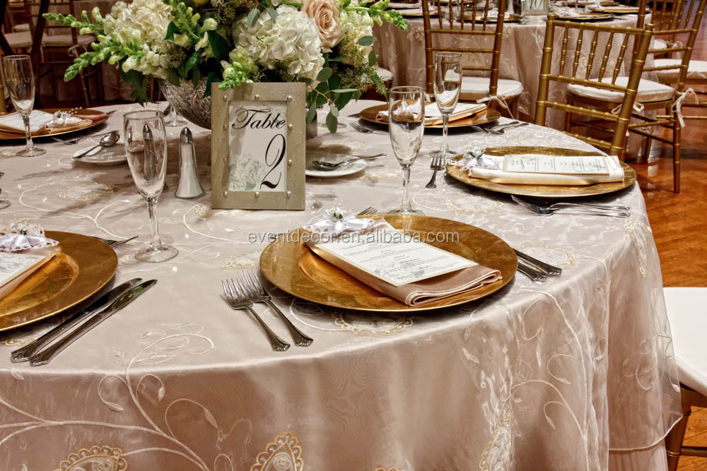 Wedding Glitter Gold Charger Plates Plastic Buy