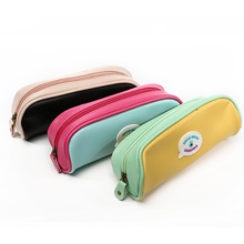 Languo leather cute pencil case wholesale for kids