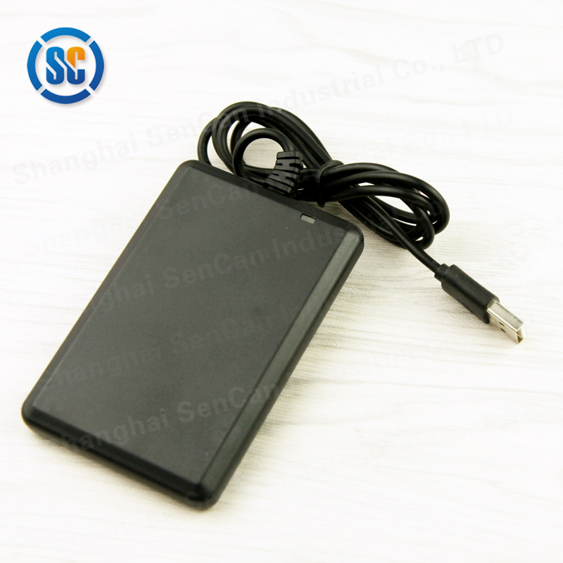 High Range 5m standalone battery powered rfid reader