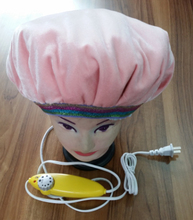 electric hair heating cap with UL