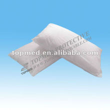Hubei Xiantao pure color disposable pillow case for medical accessories