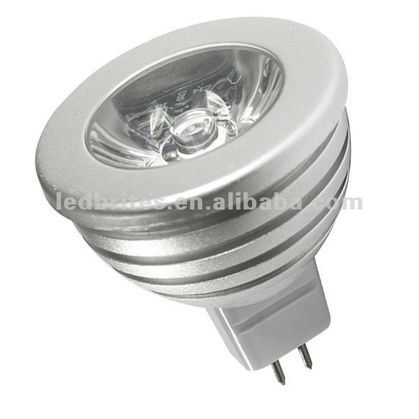 High Power 5W RGB LED spot lamps