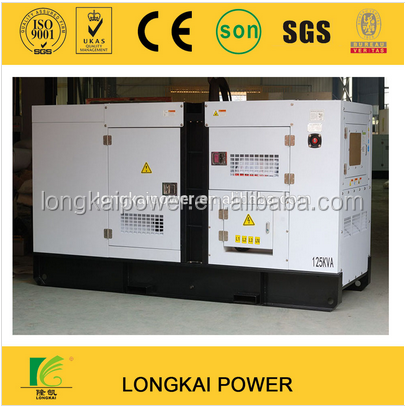 LG Model Diesel Yandong Generator with 40KW Supply