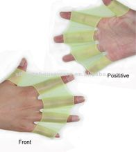 Flexible Silicone Gloves Swimming
