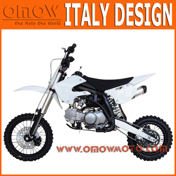Italian Design Off Road 125cc Motorcycle