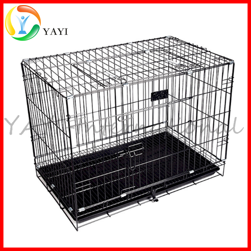 Large Steel Metal Pet House Dog Cage