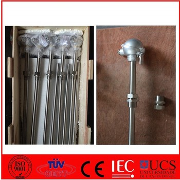 stainless steel customized k type thermocouple