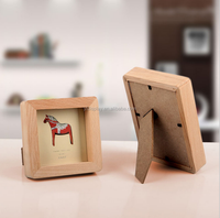 Detachable Wood Picture Frame