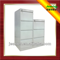 Gray Simple style Practical Steel File Storage Cabinet for company