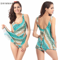 Swimmart brand sexy one piece ladiis swimwear bikini swimsuit
