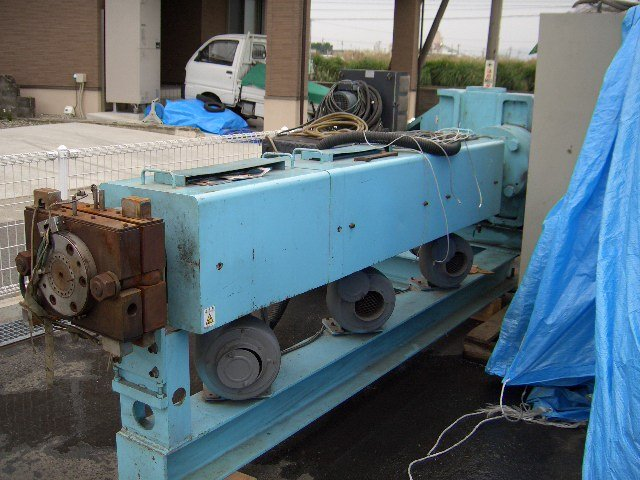 USED PLASTIC PELLET MAKING MACHINE