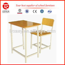steel university school desks and chairs manufacturer