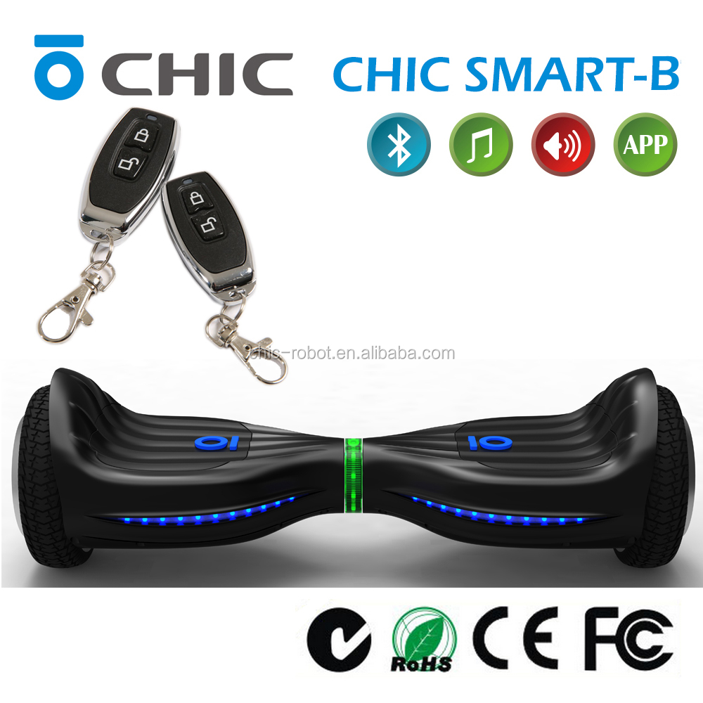 bluetooth speaker CHIC SMART B 3 wheel scooter for adult