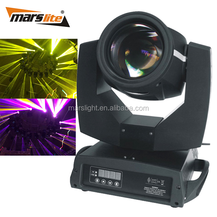 Guangzhou night club stage lighting big dipper sharpy 200w beam moving head light